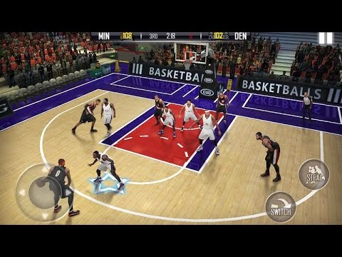 Fanatical Basketball Android GamePlay (By CanadaDroid)
