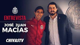 José Juan Macías regresa a Chivas   Ent...