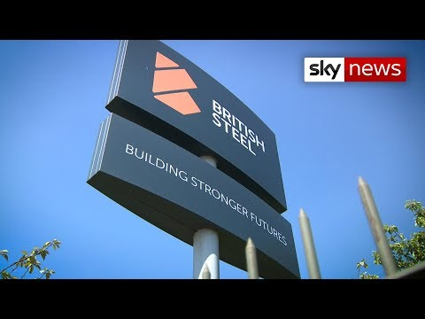 Brexit uncertainty blamed as British Steel on verge of collapse