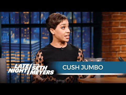 Cush Jumbo Talks Shooting The Good Wife Finale