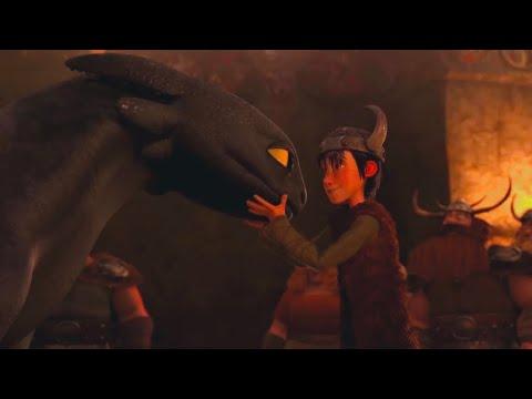Драконы подарок ночной фурии мультфильм 2011 2
