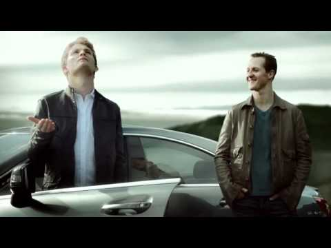 Mercedes-Benz Singapore: Formula One TV Commercial 'Decisions'