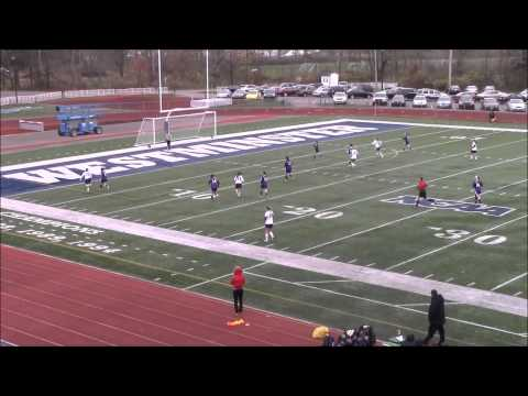 2014 Westminster Women Soccer Highlight v2