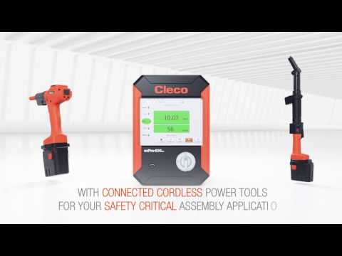 Cleco LiveWire - Revolutionizing Smart Assembly - English