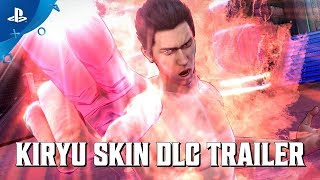 Fist of the North Star: Lost Paradise – Kiryu Skin Trailer | PS4