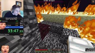 INSANE Minecraft Speedrun record that Forsen will never beat