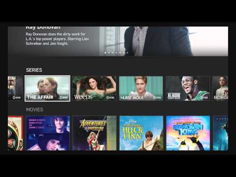 Showtime on Fire TV