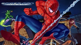 Spider Man Friend or Foe Walkthrough Complete Game Movie