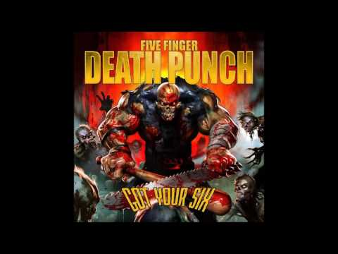 You're Not My Kind - Five Finger Death Punch