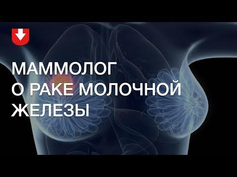 Рак груди: факторы риска, мифы и диагностика