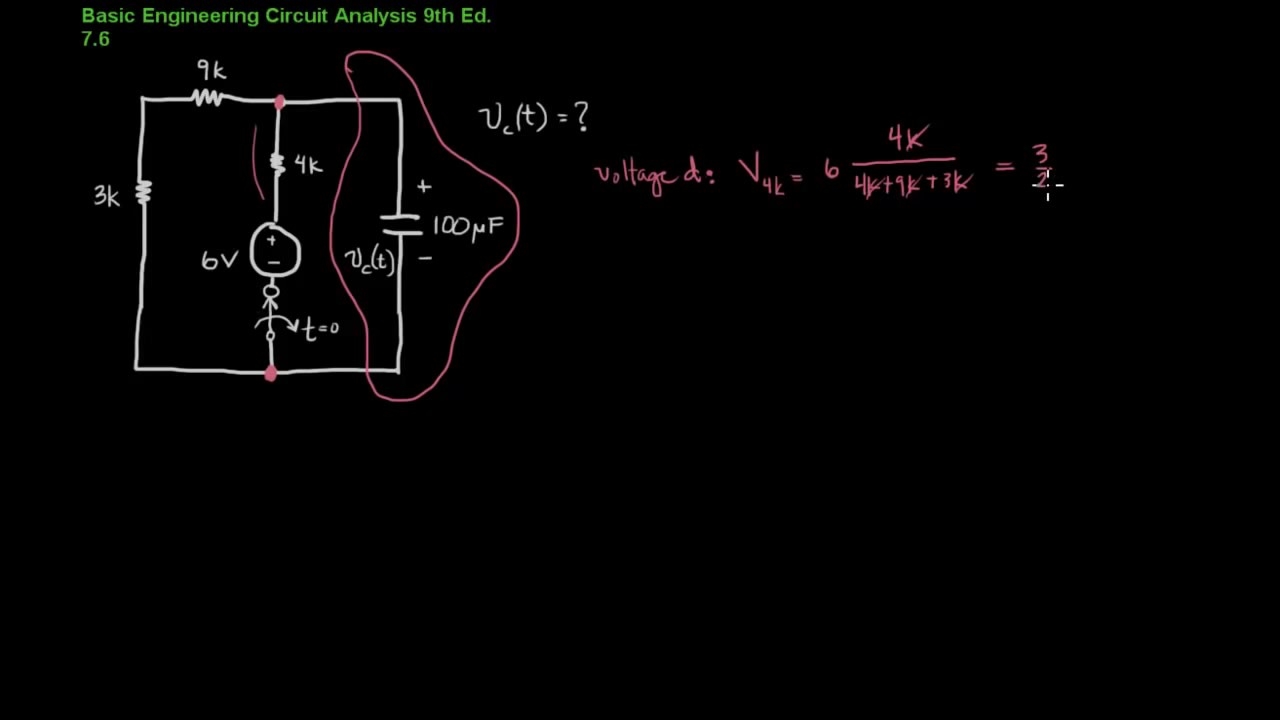 tutorial on first order transient circuits youtube youtubetutorial on first order transient circuits youtube