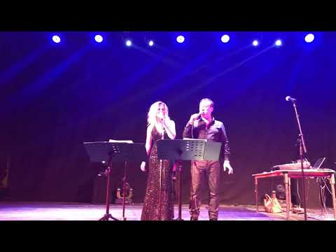 The lady is a tramp by Roby & Caroline international belgian singers