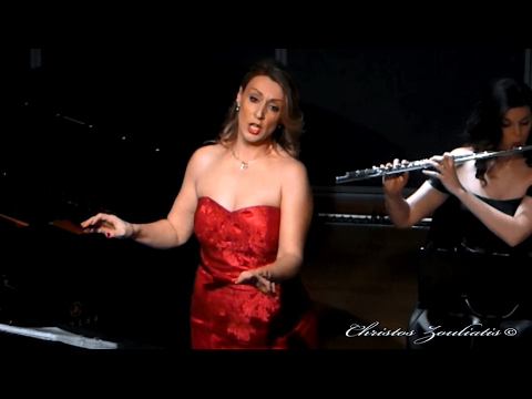 "POLY NIKOLOPOULOU and ""A COMPANHIA ARTISTICA"" (Live 13-2-2017)"