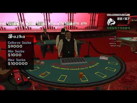 Gta San Andreas Multiplayer - WTLS - Hazard ( Black Jack )