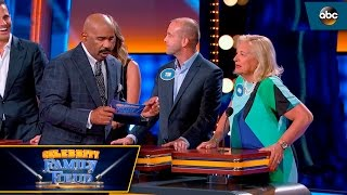 Mama DePandis Hilarious Answer - Celebrity Family Feud