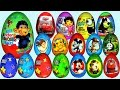 Opening Surprise Eggs with Funny Surprise Toys for Kids