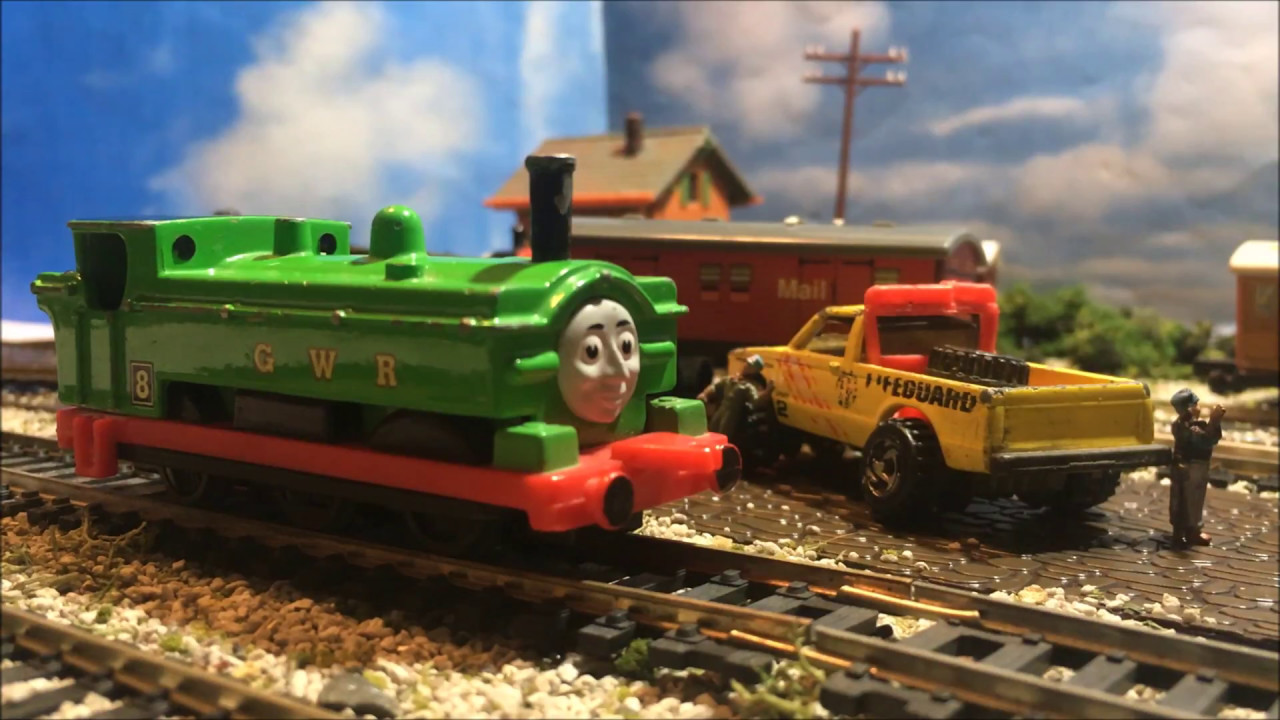 HD Thomas the Tank Engine Boxed ERTL Collection Update 16 - YouTube