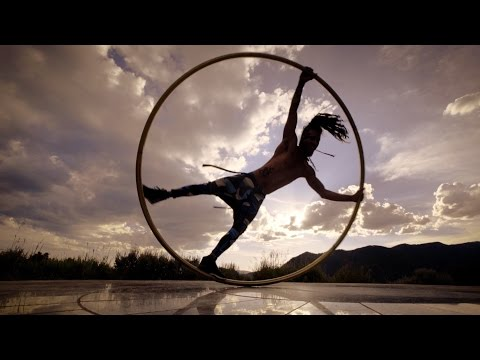 Cyr Wheel Dancing: The Yin and Yang