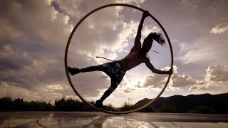 Cyr Wheel Dancing: The Yin and Yang