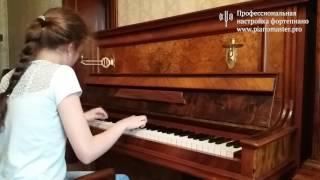 Звучання піаніно Jrmler в результаті якісної налаштування