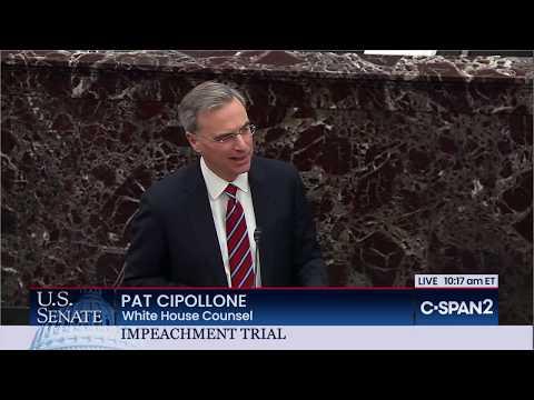 U.S. Senate: Impeachment Trial (Day 6)
