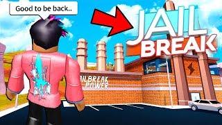 Le RETURN de Jailbreak. (Roblox)