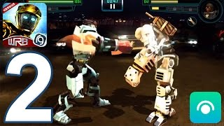 Real Steel World Robot Boxing - Gameplay Walkthrough Part 2 - Underworld 1: Time Attack 1-12