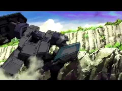 Mecha Mix AMV - War Time