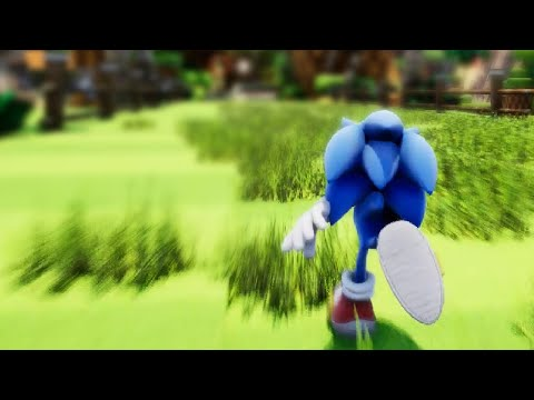 Sonic Forces... in
