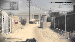 Call of Duty Ghosts Multiplayer Gameplay (Gamer tag: otrglife)