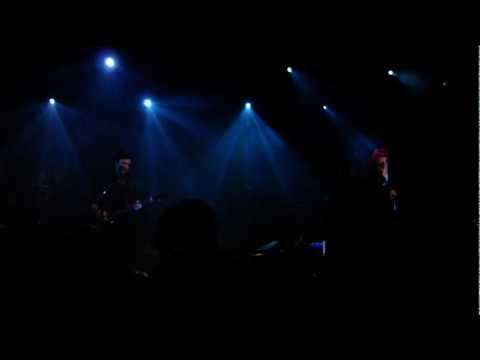 The KILLS  Pale Blue Eyes The Velvet Undergound  Lyon 2011