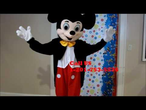 mickey mouse costume rental nj