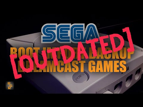 Sega Dreamcast Import Backup Game Tutorial with Hacked Code Breaker thumbnail