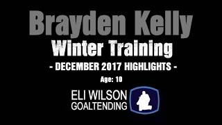 December 2017 Winter Training Highlights