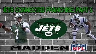 Madden 15 Xbox One- New York Jets Connected Franchise: Interceptions Everywhere (Part 5)