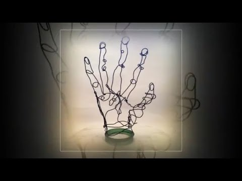 30 Amazing DIY Wire Art Ideas. Crafts to Make and Sell