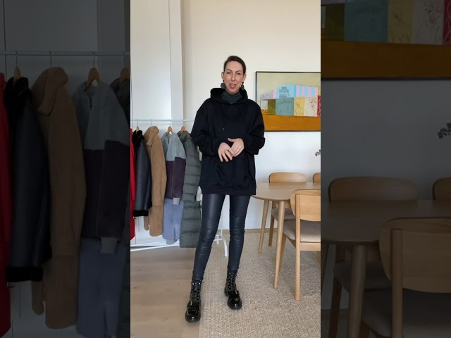 How to Style – Teddy Coat