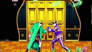 JUST DANCE 2018 24K Magic 5 SUPERSTARS (Wii)