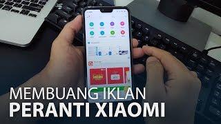 Bagaimana Membuang Iklan Pada Peranti Xiaomi?