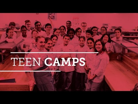 Teen Camps at Kendall College