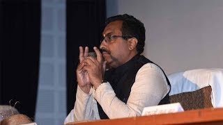 BJP open to idea of India's engagement with more countries, developing new relationships: Ram Madhav