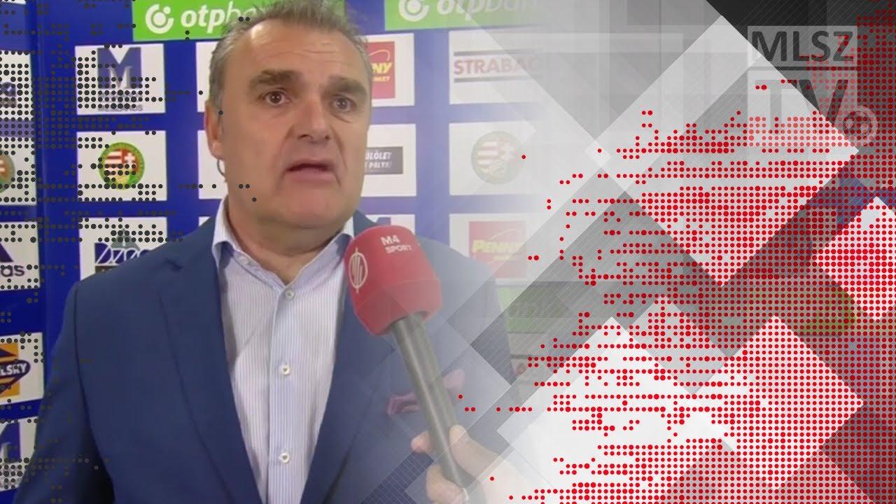 Edzői értékelések a Puskás Akadémia FC - Budapest Honvéd mérkőzésen