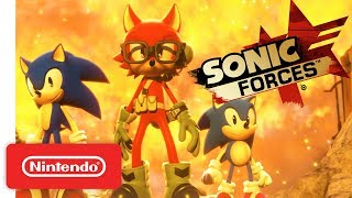Download Sonic Forces Launch Trailer - Nintendo Switch Mp3 and Videos