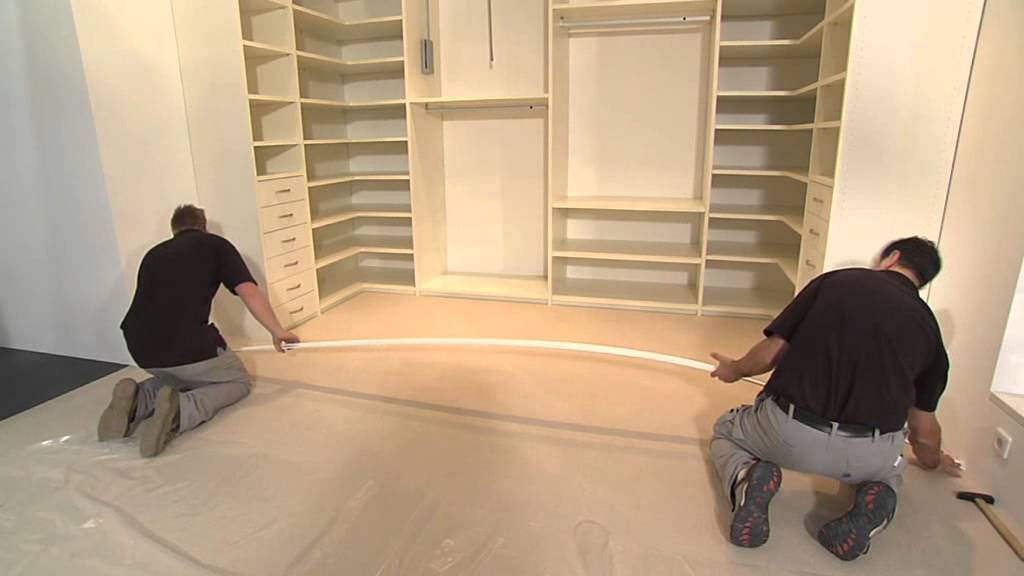 Sliding doors closet installation youtube