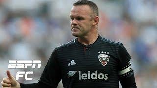 Wayne Rooney leads D.C. United in rout of FC Cincinnati | Major League Soccer