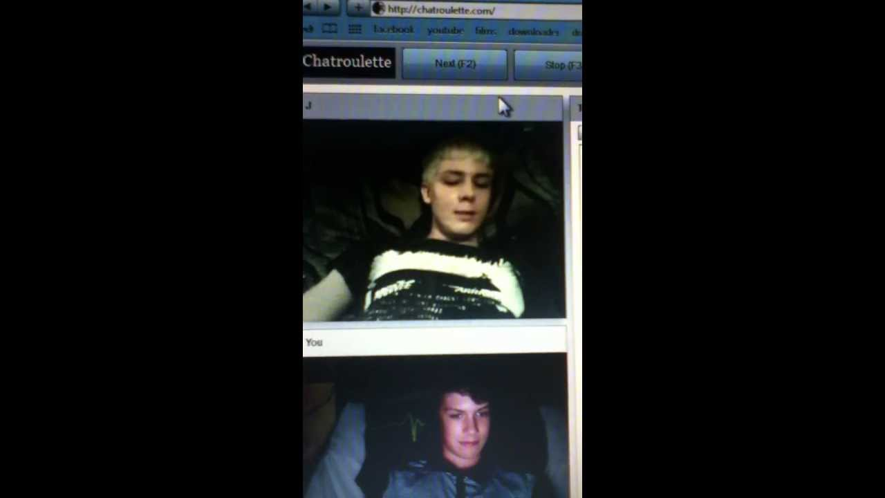chat roulette version gay