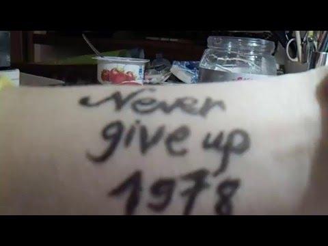 Jak Zrobić Tatuaż Zmywalny Youtube