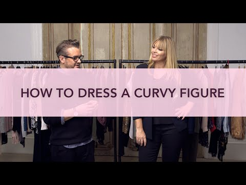 Kate Thornton: How To Dress A Curvy Figure