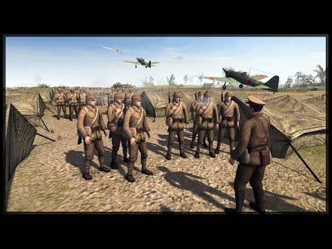 BATTLE OF MAKIN - Forgotten Fronts of the Axis Powers Mod - Men of War: Assault Squad 2