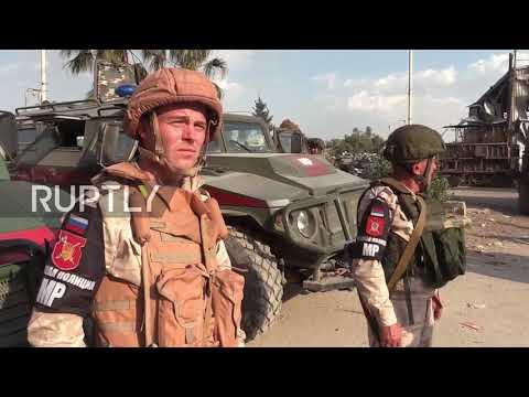 Syria: Russian humanitarian
